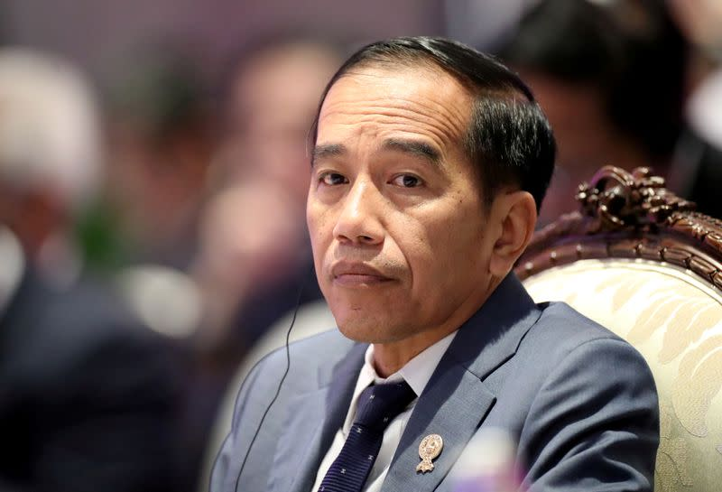 Indonesia president rejects end to direct votes, relaxing term limit