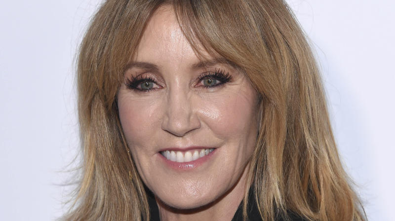 Felicity Huffman Released On $250,000 Bail In College Admissions Probe