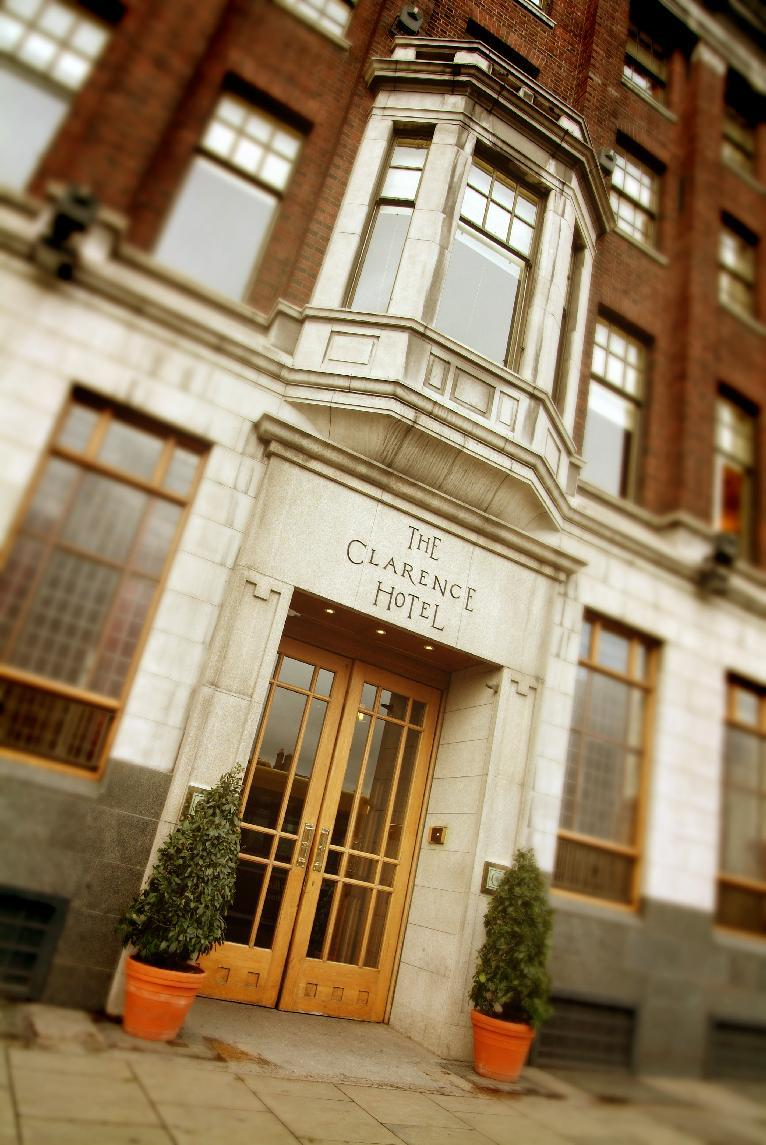 The Clarence Hotel in Dublin, Bono and The Edge