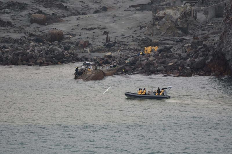 A search for two remaining bodies has failed: PA