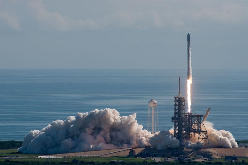 SpaceX Launches X-37B Space Plane