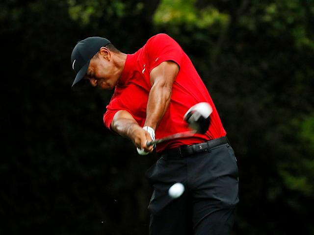The Masters 2019 LIVE: Tiger Woods tracker, leaderboard, final round scores and latest hole-by-hole updates