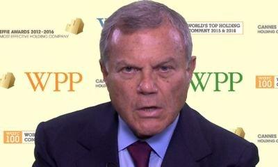 Shares in ad giant WPP tumble as it warns on outlook
