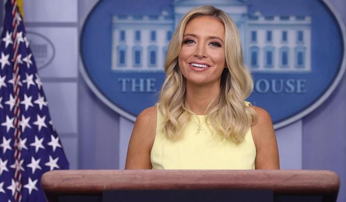 Prominent Journalists, Outlets Distort McEnany's School-Reopening Comments to Cast Administration as Anti-Science