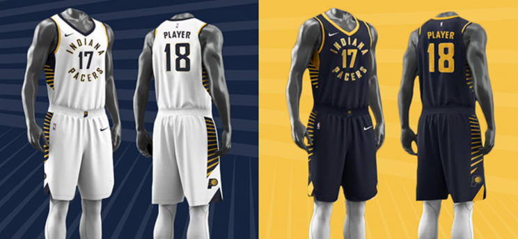 Grading all 30 new NBA uniforms as they re released 0a62c9982c87
