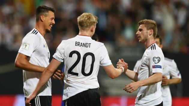 Low unhappy with Germany fans over Werner treatment