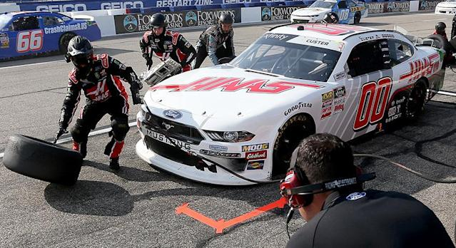A pair of NASCAR Xfinity Series teams were hit with penalties stemming from infractions at New Hampshire Motor Speedway this past weekend. Both the Nos. 00 and 7 entries were penalized for Sections 10.9.10.4: Tires and Wheels, having been found with at least one lug nut not properly installed. As a result, crew chiefs Mike […]