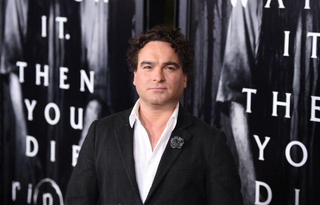 Johnny Galecki to return CBS after 'The Big Bang Theory'