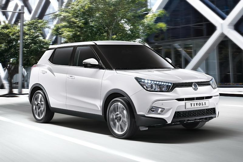 South Korea's Ssangyong is coming to the U.S. with two crossovers