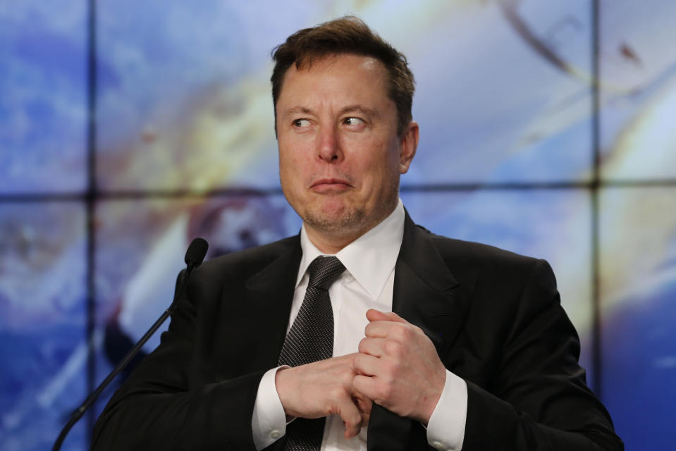 What Elon Musk Doesn't Want To Tell About Tesla Payments With Bitcoin REUTERS / Joe Skipper