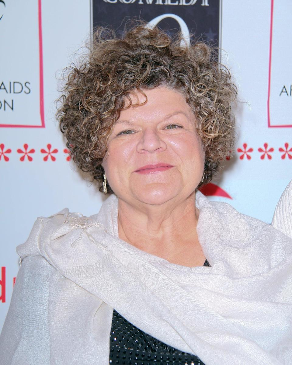 """<p>The actress, who starred in <strong>A Cinderella Story</strong> and on <strong>Moms</strong>, <a href=""""http://variety.com/2020/tv/news/mary-pat-gleason-a-cinderella-story-mom-star-dead-dies-1234624541/"""" class=""""link rapid-noclick-resp"""" rel=""""nofollow noopener"""" target=""""_blank"""" data-ylk=""""slk:died of cancer on June 2"""">died of cancer on June 2</a>. She was 70.</p>"""