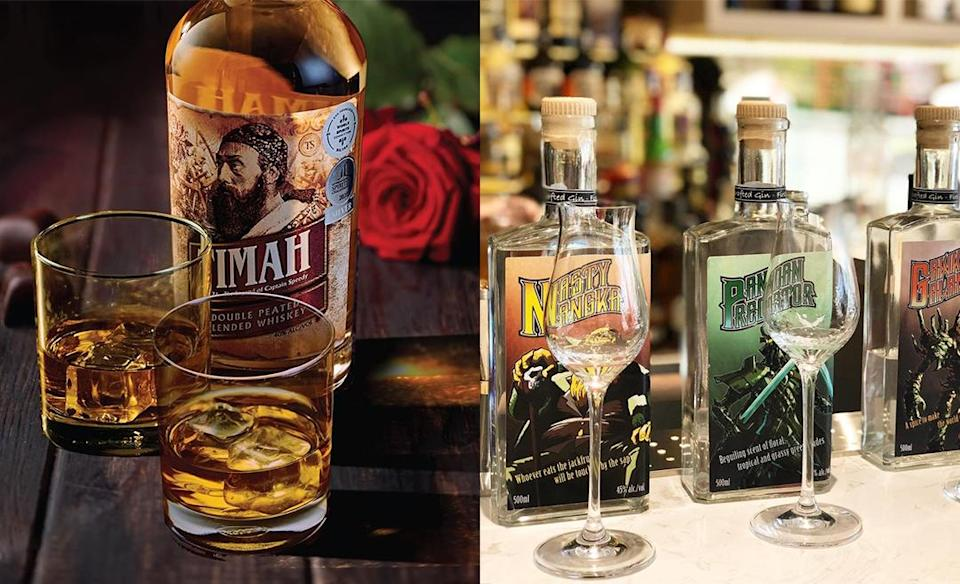 From artisanal tuak to indie gins and an award-winning whiskey, this is a list of must-try liquors that captures the Malaysian spirit and inspires the mixing of delicious libations!