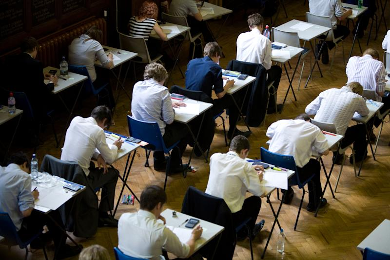 Grammar schools should lower their entrance exam mark for poorer pupils to stop middle classes dominating, Neil Carmichal says - Credit: Charles Robertson / Alamy