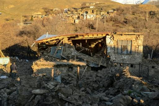 There have been nearly 400 aftershocks following Friday's quake including 12 that were above four in magnitude