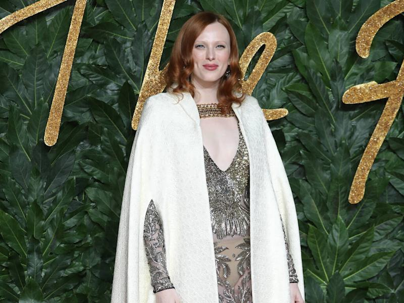 Karen Elson 'nicked' her lucky pair of shoes from a photoshoot
