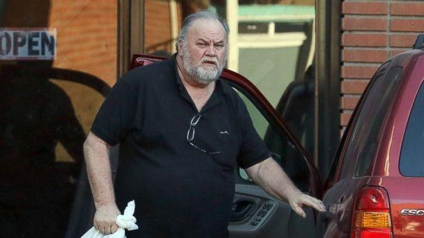PHOTO: Meghan Markle's father, Thomas Markle Sr., is pictured in Rosarito, Mexico, Dec. 6, 2017. (NGRE/Backgrid)