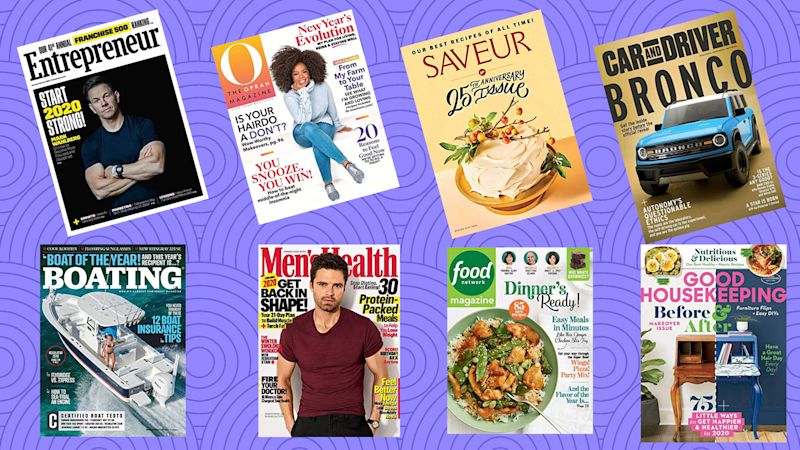 Score a new digital magazine subscription! (Photo: Getty Images)