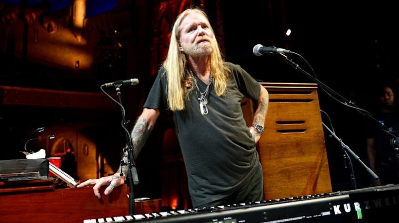 Gregg Allman Cancels Winter Tour Due to Vocal Injury