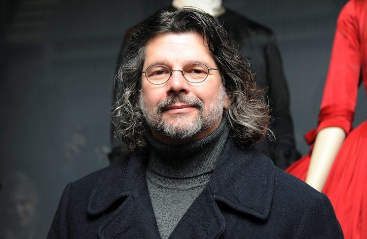 Ronald D. Moore (Photo by Desiree Navarro/WireImage)