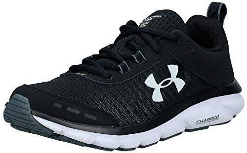 """<p><strong>Under Armour</strong></p><p>amazon.com</p><p><strong>$65.12</strong></p><p><a href=""""https://www.amazon.com/dp/B07G7TDQBS?tag=syn-yahoo-20&ascsubtag=%5Bartid%7C2141.g.34362202%5Bsrc%7Cyahoo-us"""" rel=""""nofollow noopener"""" target=""""_blank"""" data-ylk=""""slk:Shop Now"""" class=""""link rapid-noclick-resp"""">Shop Now</a></p><p>Not only does this pair of sneakers hit the sweet spot between comfort and flexibility, but it also features leather uppers to keep your feet in place. As Michael Scott would say, """"A win-win-win.""""</p>"""