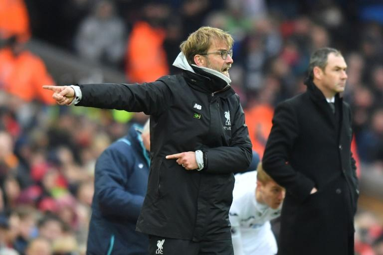 Liverpool manager Jurgen Klopp has criticised his team's poor defending after they lose 3-2 to Swansea at home