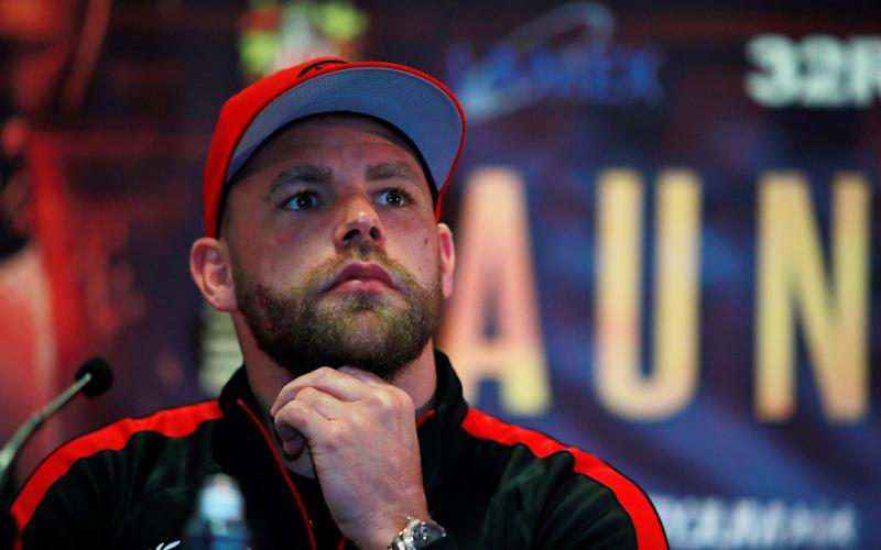 Billy Joe Saunders has fought just four times since 2015 - Action Images
