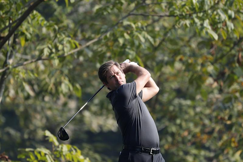 Graeme McDowell going well at Italian Open
