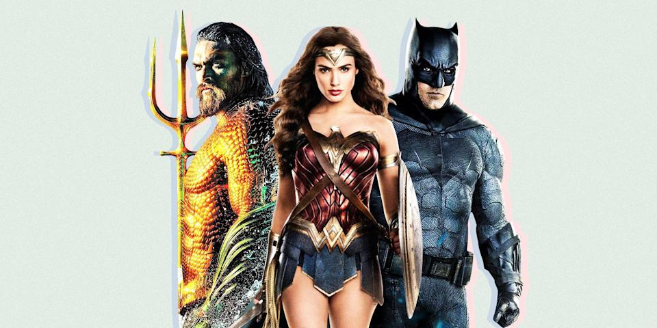 "<p class=""body-dropcap"">This is a difficult list to make for <a href=""https://www.esquire.com/entertainment/movies/a13787272/justice-league-2017-movie-review/"" rel=""nofollow noopener"" target=""_blank"" data-ylk=""slk:all the wrong reasons"" class=""link rapid-noclick-resp"">all the wrong reasons</a>. The DC Extended Universe has almost consistently struggled throughout the 2010s. Unlike the powerhouse that is Marvel, the DC is still searching for its own identity and any semblance of a coherent shared universe. So far, Warner Bros. and DC have only been able to produce one—MAYBE two solid films. And, sadly, for the most part, the modern DC movies represent the worst of what superhero movies can be.</p><p>Because the current DC Extended Universe makes no sense, I'm not going to include <a href=""https://www.esquire.com/entertainment/movies/a29368612/joker-movie-politics-controversy-review/"" rel=""nofollow noopener"" target=""_blank"" data-ylk=""slk:Joaquin Phoenix's Joker"" class=""link rapid-noclick-resp"">Joaquin Phoenix's <em>Joker</em></a> on this list, because as far as I know it doesn't exist in the same universe at the Justice League-adjacent films. But, who knows!? Maybe it does, and if that's the case I'll update this list at some point and add it along with Robert Pattinson's Batman which might or might not also exist in its own separate universe. I have no idea!</p><p>Anyway, that leaves us with eight films that I'm positive exist in the same universe (I'm pretty sure <em>Birds of Prey</em> and <em>Suicide Squad</em> share a universe with <em>Justice League,</em> and if not, I'm sure you'll all tell me about it). So without further ado, here are the best DC Extended Universe films ranked from worst to least-worst.</p>"