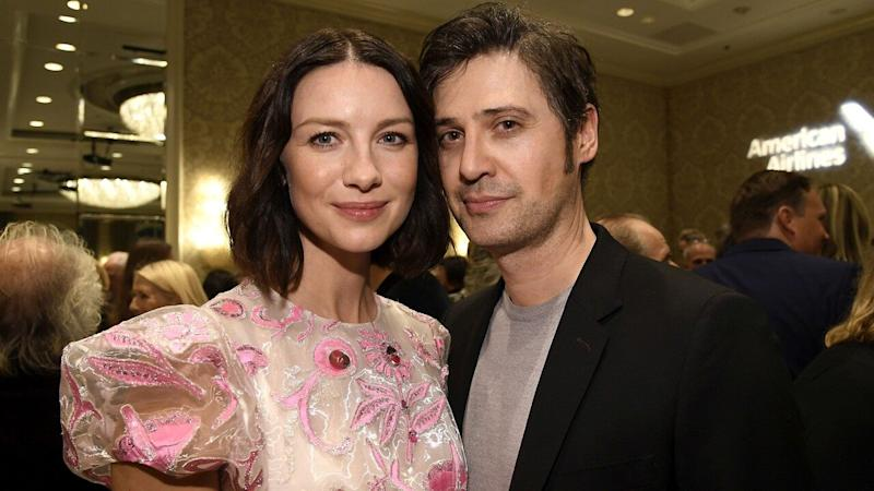 'Outlander' Star Caitriona Balfe and Tony McGill Got Married Over the Weekend