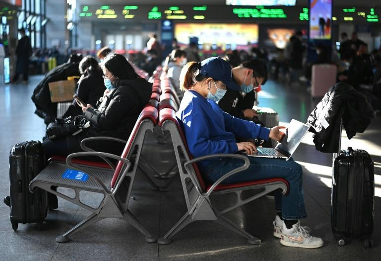 Normally, Lunar New Year starts with the world's biggest annual human migration as hundreds of millions of China's workers undertake a pilgrimage back home