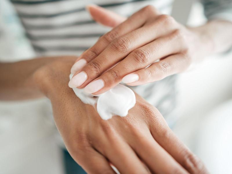Repetitive hand-washing can damage the integrity of the skin as a barrier, so it's important to get it right: Getty