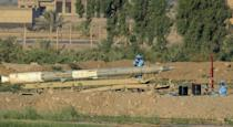 """<p>A very real threat to the United States during the Vietnam War was the Soviet Union's SA-2 missiles (shown here in this 2003 photo). To defeat them, the CIA <a href=""""https://www.popularmechanics.com/military/aviation/a34386117/suicide-drone-cia-sa-2/"""" rel=""""nofollow noopener"""" target=""""_blank"""" data-ylk=""""slk:concocted the secret mission"""" class=""""link rapid-noclick-resp"""">concocted the secret mission</a>, United Effort, to steal pertinent data information. The mission only lasted 200 milliseconds, and at first glance appeared to be a Soviet victory. However, the CIA's """"Sam Sniffer"""" was really a """"suicide drone"""" — an unmanned drone disguised as a U-2 spy plane to lure a Soviet missile strike. The goal was to record the radar guidance and proximity fuse information of the attack. After a successful mission in 1966, all of this information was used to create a warning receiver to prevent the SA-2 missiles from hitting their aircrafts.</p>"""