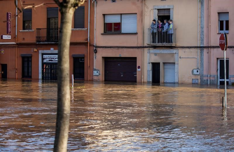 Death toll from storm in Spain reaches 12, more missing