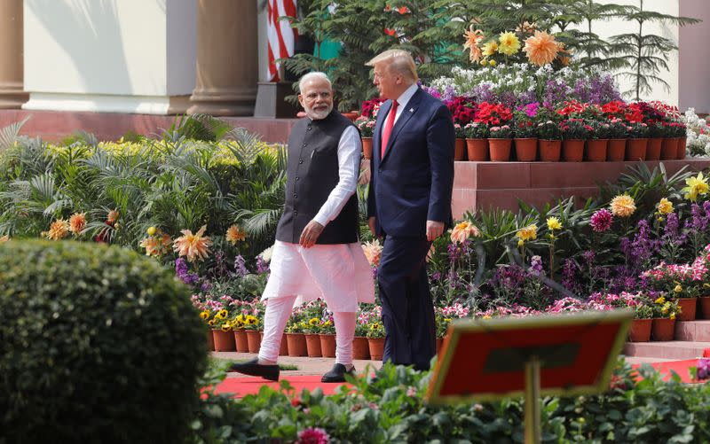 No call between Trump and India's Modi on China border tension - official source