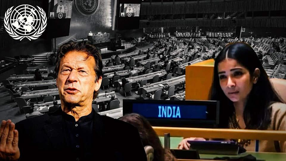 Pakistan globally recognized for supporting terrorists: India at UNGA