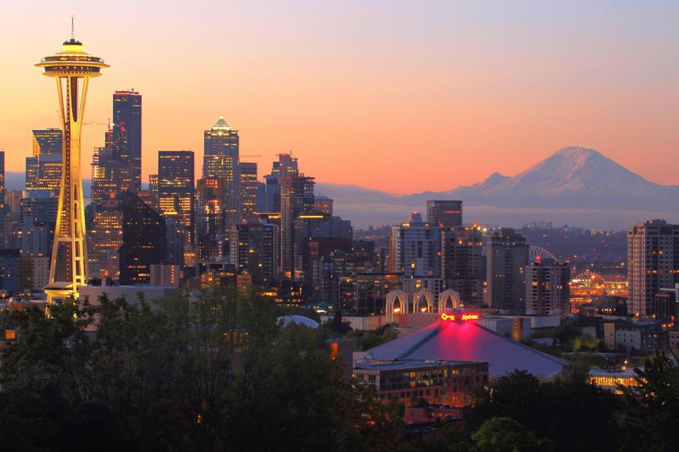 "<p>Seattle's hotel market has been on a record-setting run. The <a href=""http://www.marriott.com/hotels/travel/seaox-moxy-seattle-downtown"" class=""link rapid-noclick-resp"" rel=""nofollow noopener"" target=""_blank"" data-ylk=""slk:Moxy Seattle Downtown"">Moxy Seattle Downtown</a> opened recently in South Lake Union and is geared specifically to young people with complimentary cocktails, trivia nights, and mobile check-ins.</p>"