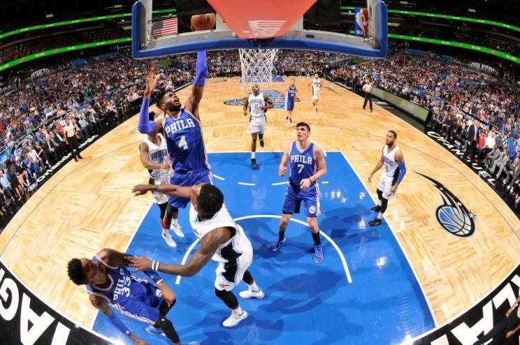 Nerlens Noel was the biggest name moved at the deadline (Getty Images)