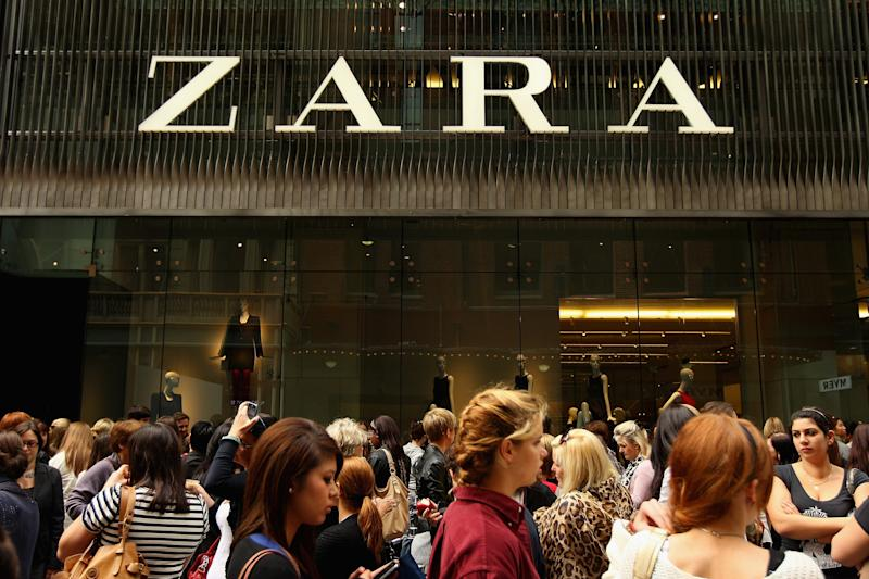 Zara to Open New 65,000-Square-Foot Store