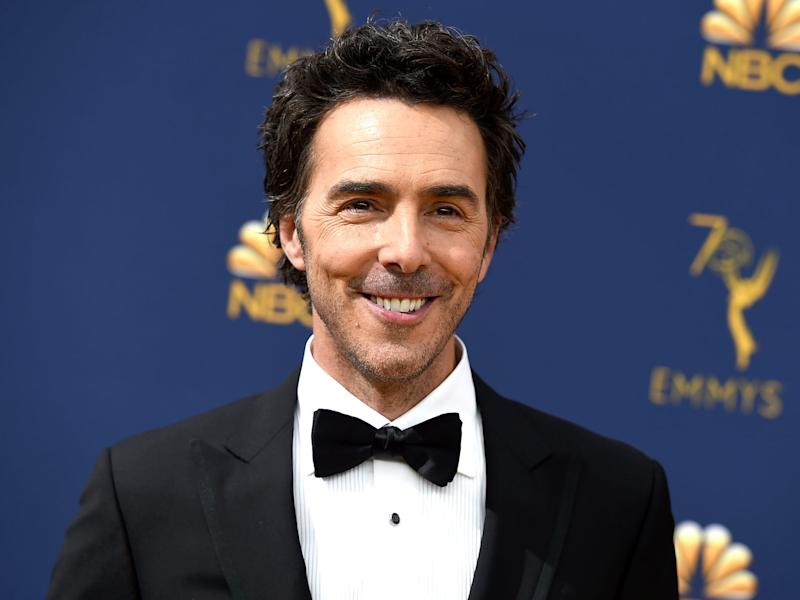 Shawn Levy at the Emmys AP Images