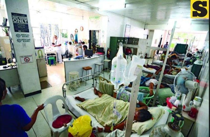Central Visayas hospitals placed on Code White