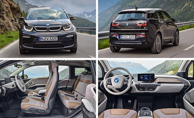 2018 bmw i3 and i3s updates and a new sporty variant. Black Bedroom Furniture Sets. Home Design Ideas