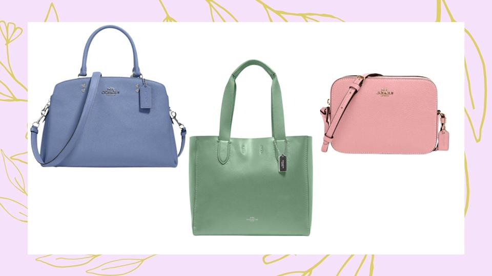 Coach's Friends & Family Sale is on now!