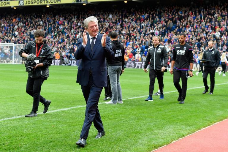Roy Hodgson knows time is still on Crystal Palace's side after Fulham secured Premier League survival on final day