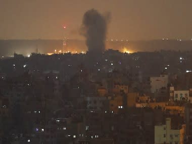Gaza's Islamic Jihad group announces ceasefire with Israel, brings to an end two days of heavy fighting that killed 32 Palestinians