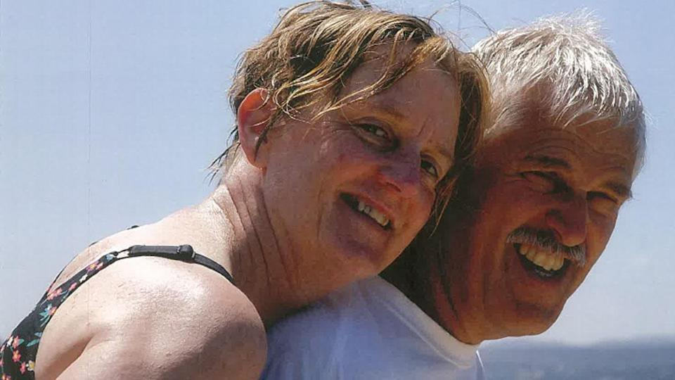 Trevor Salvado and Jacinta Bohan who have not been seen since Friday. Source: AAP/ Victoria Police