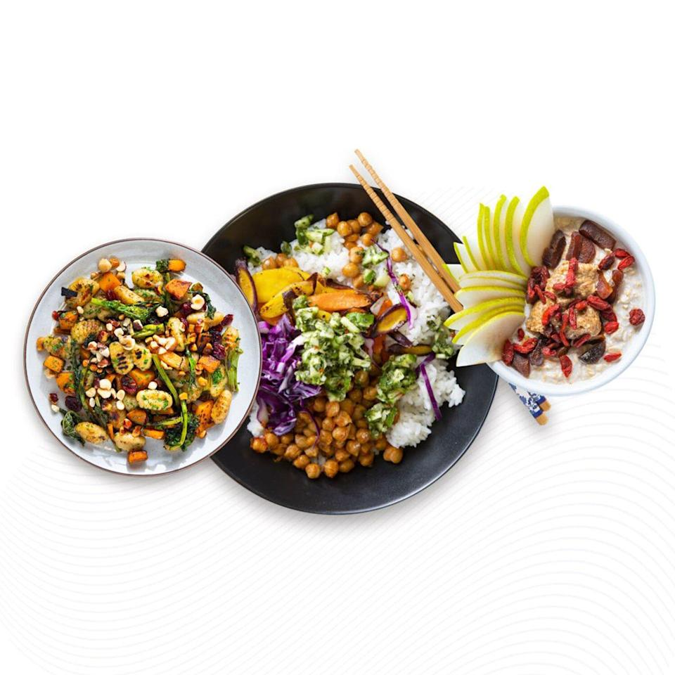 Purple Carrot Plant-Based Meal Delivery