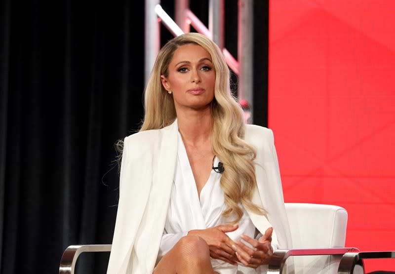 Paris Hilton says her on-screen persona has all been an act