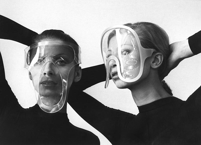Photo credit: Courtesy of Archives Pierre Cardin. © Archives Pierre Cardin