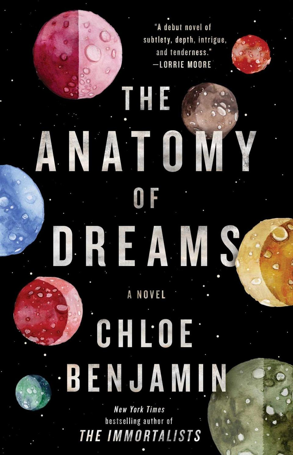 The Anatomy of Dreams book cover