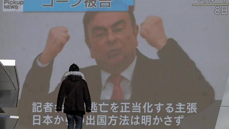 Japanese legal system under scrutiny after Ghosn escape from 'hostage justice'